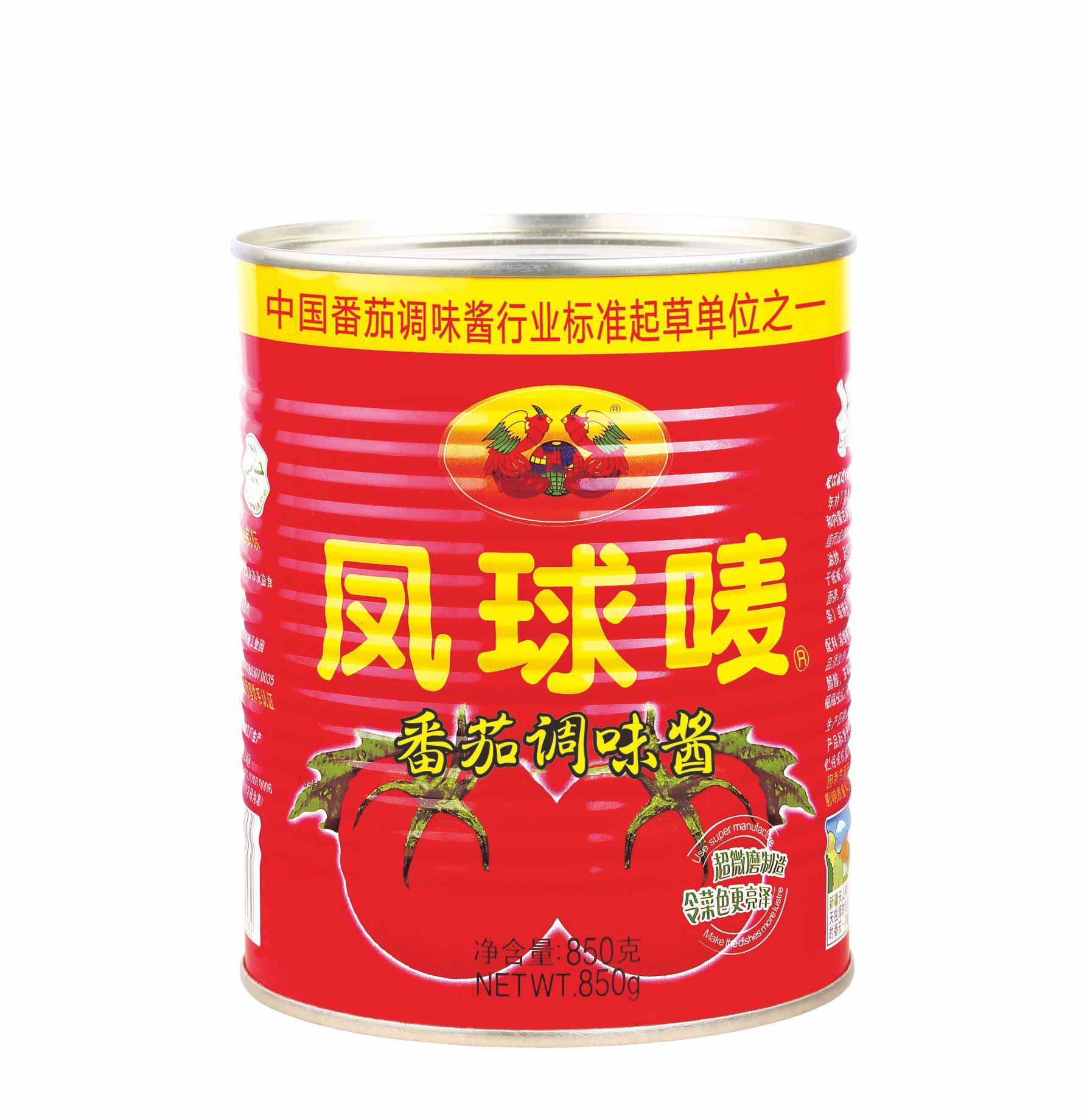 番茄调味酱850g