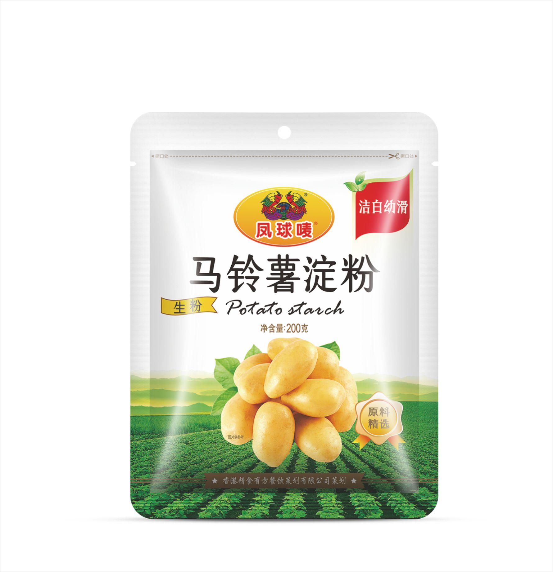 马铃薯淀粉200g